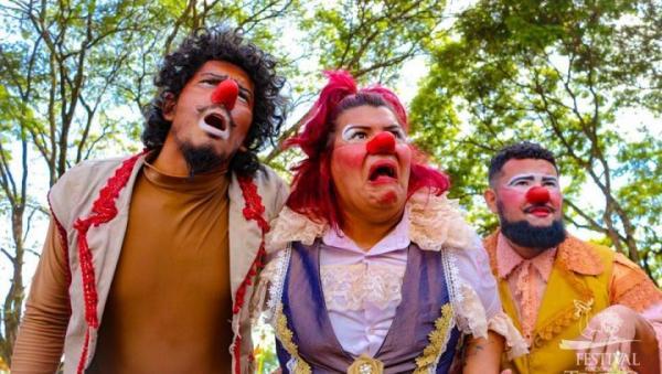 Circuito de palhaçaria, em Manaus, terá espetáculos gratuitos e oficinas em fevereiro