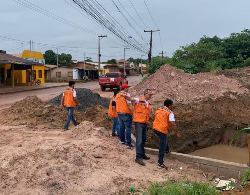 Após alagamentos, Defesa Civil monitora áreas de risco em Santarém