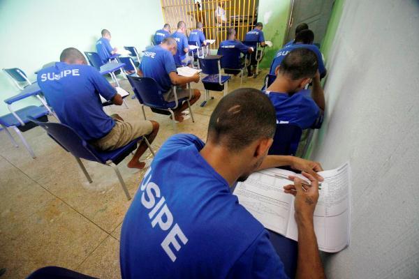 Pará registra maiores notas do Brasil na redação do Enem realizado em presídios