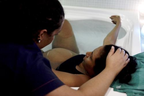 Parto na Água em maternidade de Manaus é selecionado em projeto do SUS