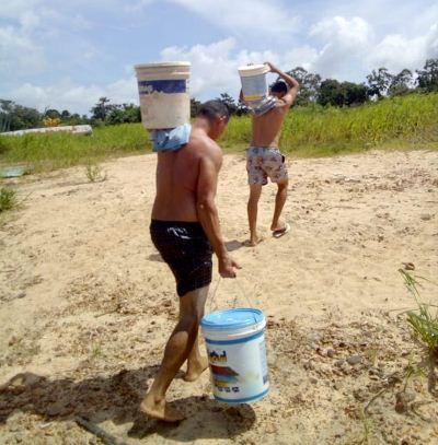 Juruti está sem água e energia há quase dois meses