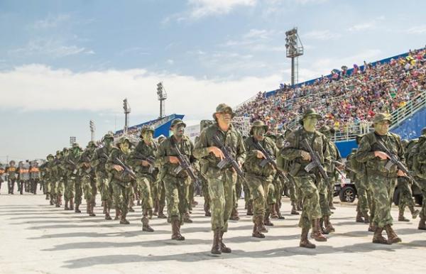 Marinha lança concurso com 960 vagas para Soldado Fuzileiro Naval