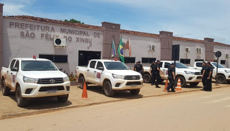 Operação do MPPA mira ouvidor geral de São Felix do Xingu (PA) por fraudes em licitações