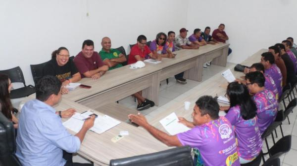 1º Feirão dos Blocos, em Parintins, será no dia 8 de fevereiro, no Ilha Verde