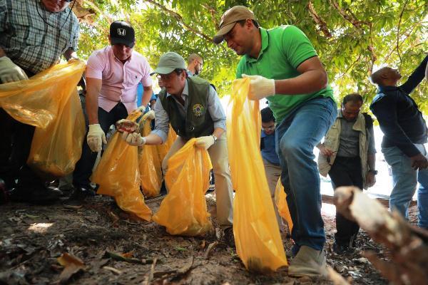 Wilson e Salles assinam protocolo de intenções para melhoria da qualidade ambiental urbana