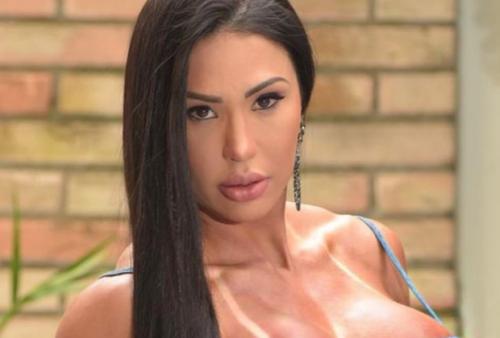 Gracyanne diz que vai engravidar de Belo e que quer por fim em rixa com Viviane