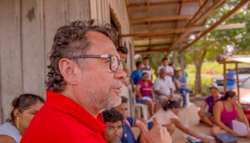 João Pedro é pré-candidato a vereador em Manaus