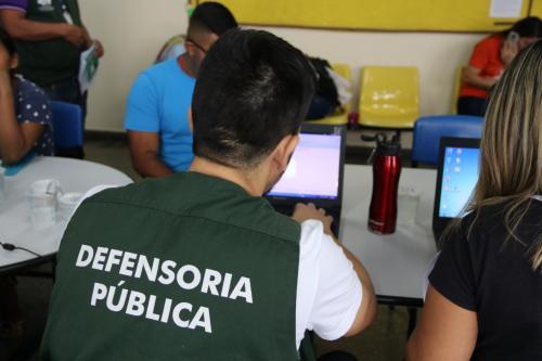 Defensoria Itinerante terá atendimento no programa 'Muda Manaus'
