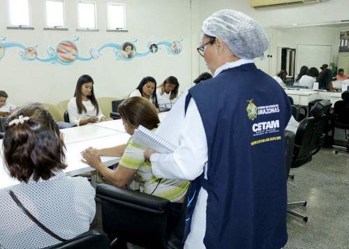 Cetam abre 200 vagas para curso de Formação de Tutores para Educação a Distância