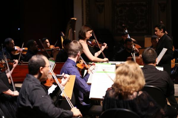 Orquestra de Câmara do Amazonas realiza primeira apresentação do ano no Palácio da Justiça