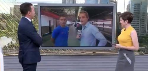 Rodrigo Bocardi é acusado de racismo por telespectadores