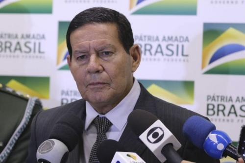 Mourão cancela vinda a Manaus, para visitar CBA (12), informa Suframa