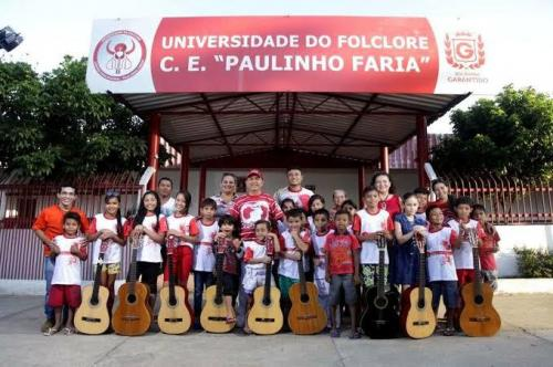 Garantido abre matrículas para 'Universidade do Folclore' nesta segunda (10)