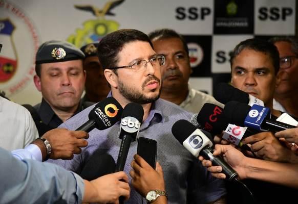 Governo instala Gabinete de Crise para prevenir possíveis confrontos de facções no AM
