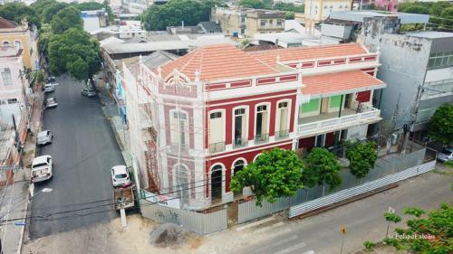 Biblioteca Municipal de Manaus será reaberta ao público em abril