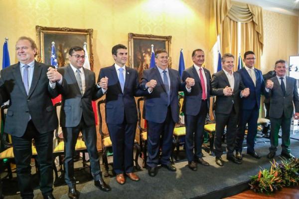 Presidente da Amazônia Legal pede que Bolsonaro inclua governadores no Conselho da Amazônia