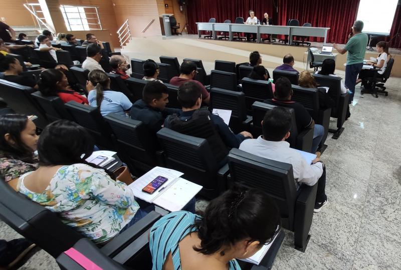 15 promotores que atuam em Santarém, Belterra e Mojui ouvem reivindicações da população