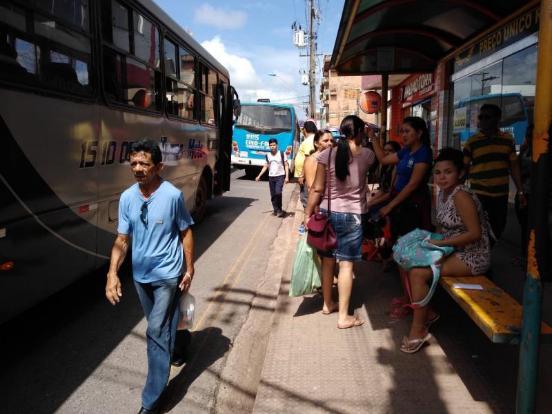 Starbus/Resende pedirá a Justiça nova chance para colocar frota de ônibus, em Santarém