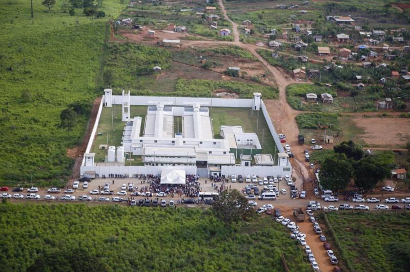 Agendamento eletrônico garante organização e segurança nas visitas à presídios do Pará