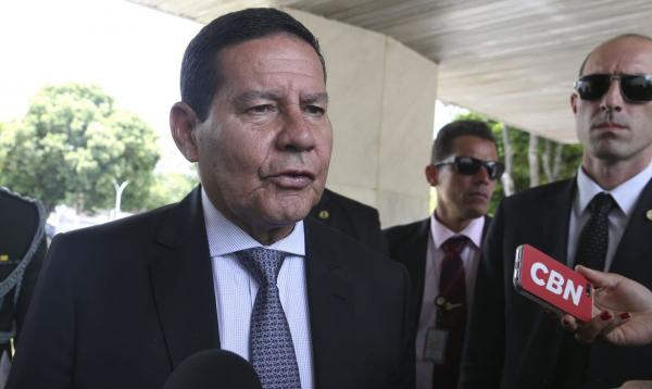 Mourão remarca viagem à Manaus para esta segunda (17), confirma Suframa