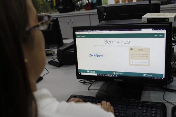 Diário Digital será nova ferramenta dos professores do ensino fundamental