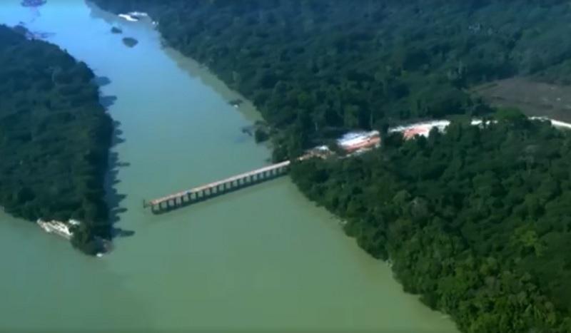 MP requer suspensão das obras da ponte sobre o rio Jamanxim, em Itaituba (PA)