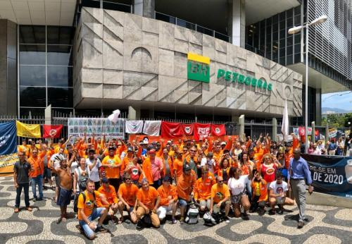 TST considera greve dos petroleiros ilegal e autoriza Petrobrás a demitir todos os grevistas