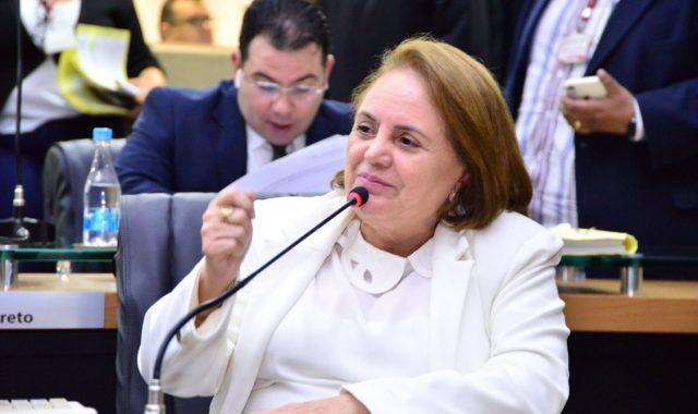 Therezinha Ruiz defende celeridade na aprovação do Fundeb