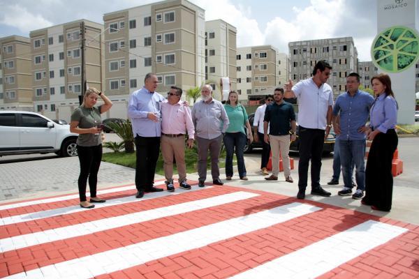 Bairro Parque Mosaico, em Manaus, entrega residencial e faz mostra de urbanismo