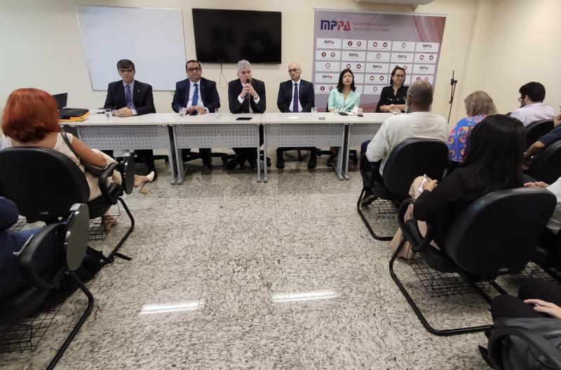 MPPA instala Câmara para tratar de conflitos agrários no Oeste do Pará