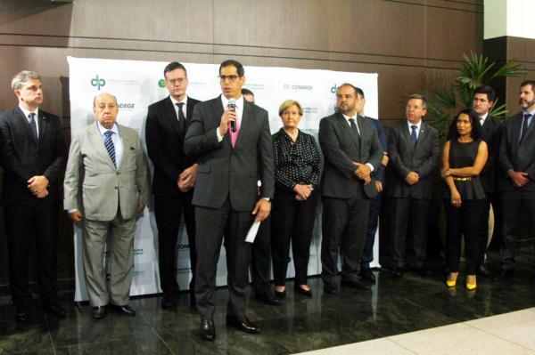 'Não é favor nem luxo, é obrigação', diz defensor geral ao inaugurar sede em Brasília