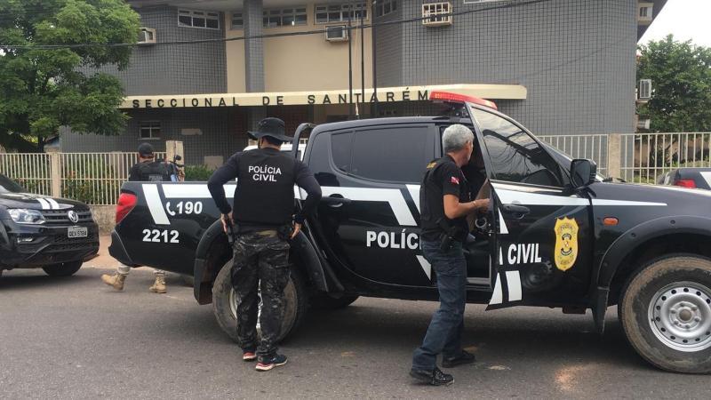 Operação 'Rei Momo', da Polícia Civil, já prendeu 48 em todo o Pará