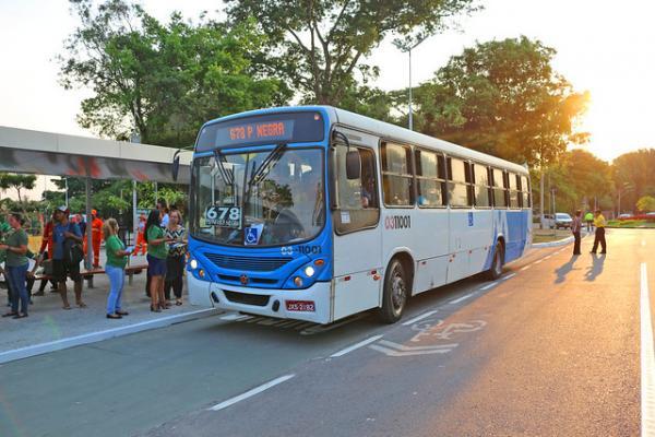 Veja esquema especial para trânsito e reforço de ônibus, no Carnaval de Manaus