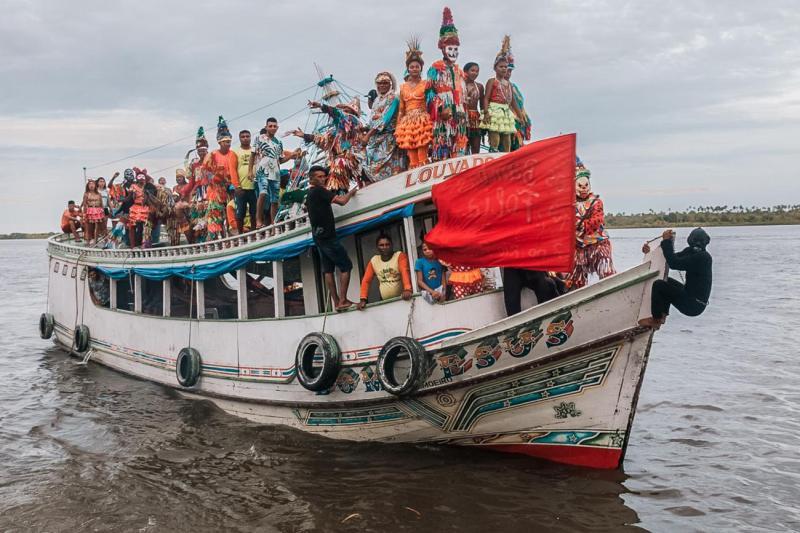 Cultura, tradição e consciência ambiental marcam a folia no Pará