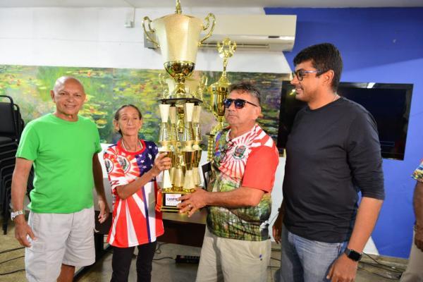 Escola de Samba Mocidade Independente de Aparecida é campeã do carnaval de Manaus 2020
