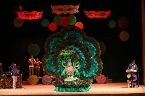 Concurso de Fantasias e Máscaras volta ao palco do Teatro Amazonas em grande estilo