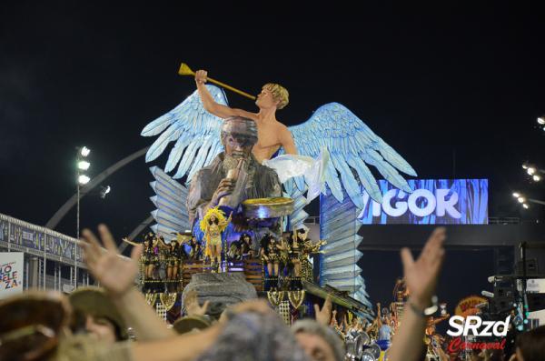 Com homenagem a Paulo Freire, Águia de Ouro é campeã 2020, em São Paulo