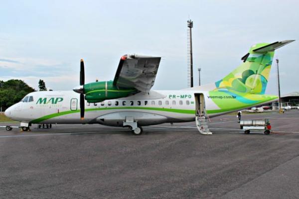 Map Passaredo cancela voos seguidos para Parintins em pleno carnaval