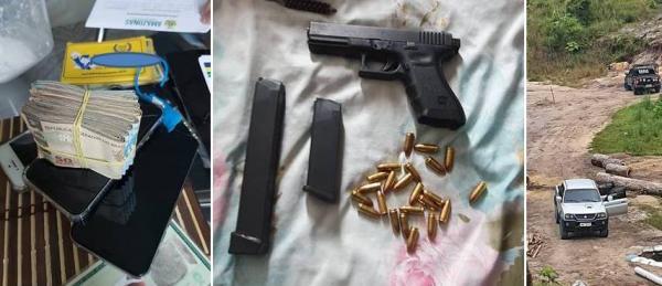 Operação Solimum prende 23 suspeitos de fornecer drogas para organização criminosa no AM