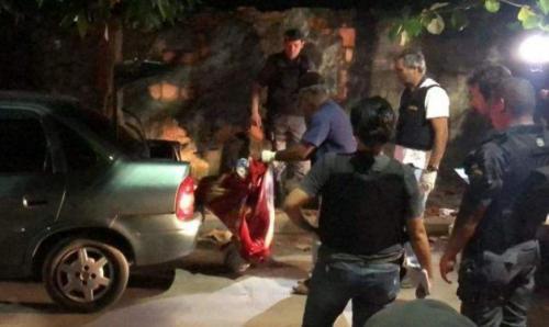 Trio é abordado e PM encontra cadáver no porta-malas do carro, em Manaus