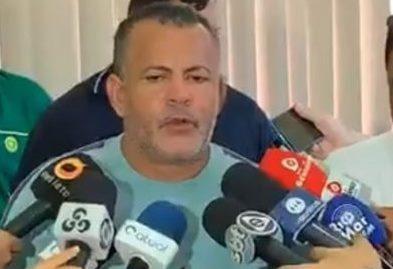 Givancir tem prisão temporária decretada pela Justiça