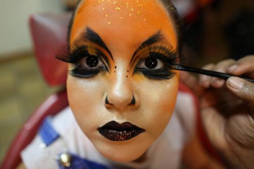 Abertas inscrições para curso gratuito de Maquiagem Artística, em Manaus