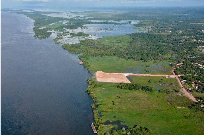 Empresa é denunciada por crime ambiental em terminal portuário na região do Maicá (PA)