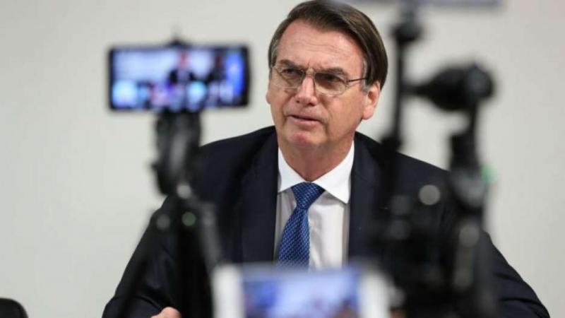 Bolsonaro usa Secretaria de Comunicação da Presidência para convocar atos do dia 15 de março