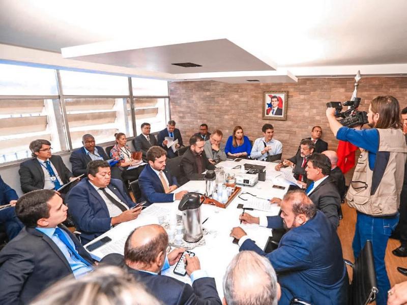 TSE nega a Márcio Miranda recurso para cassar mandato de Helder Barbalho