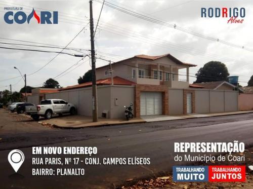 Aluguel da Representação de Coari, em Manaus, salta de R$ 7 mil para R$ 30 mil, por mês