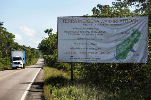MPF quer que governo Bolsonaro indenize e se desculpe com indígenas Waimiri-Atroari