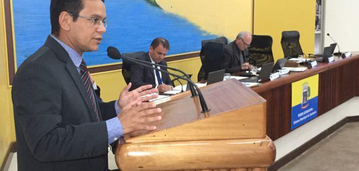 Vereador Matias Jr propõe que estrutura administrativa seja votada após eleições