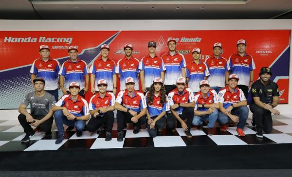 Honda anuncia equipes e estratégias de patrocínios esportivos para 2020