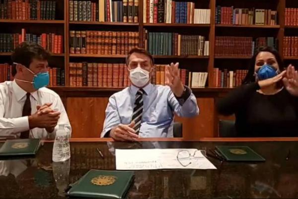 Primeiro exame de Bolsonaro testa positivo para Coronavírus, diz colunista